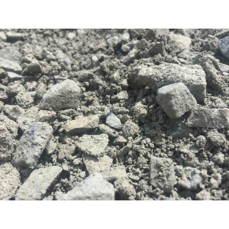 Gravier d coratif blanc gris 8 16 semi concass - Gravier 0 20 ...