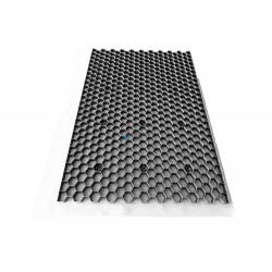 Nidagravel stabilisateur de graviers 3cm Gris 1,20m x 2,40m
