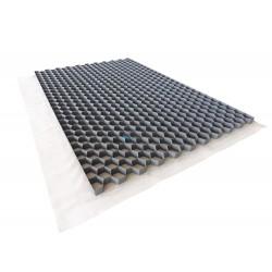 Palette de Stabilisateur de graviers Gris 3 cm (63,36m2)