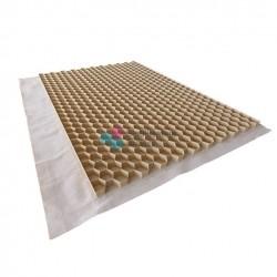 Palette de Stabilisateur de graviers Beige 3 cm (63,36m2)
