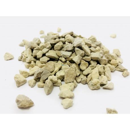 Gravier décoratif beige 6/10 calcaire